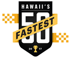 Hawaii's 50 Fastest