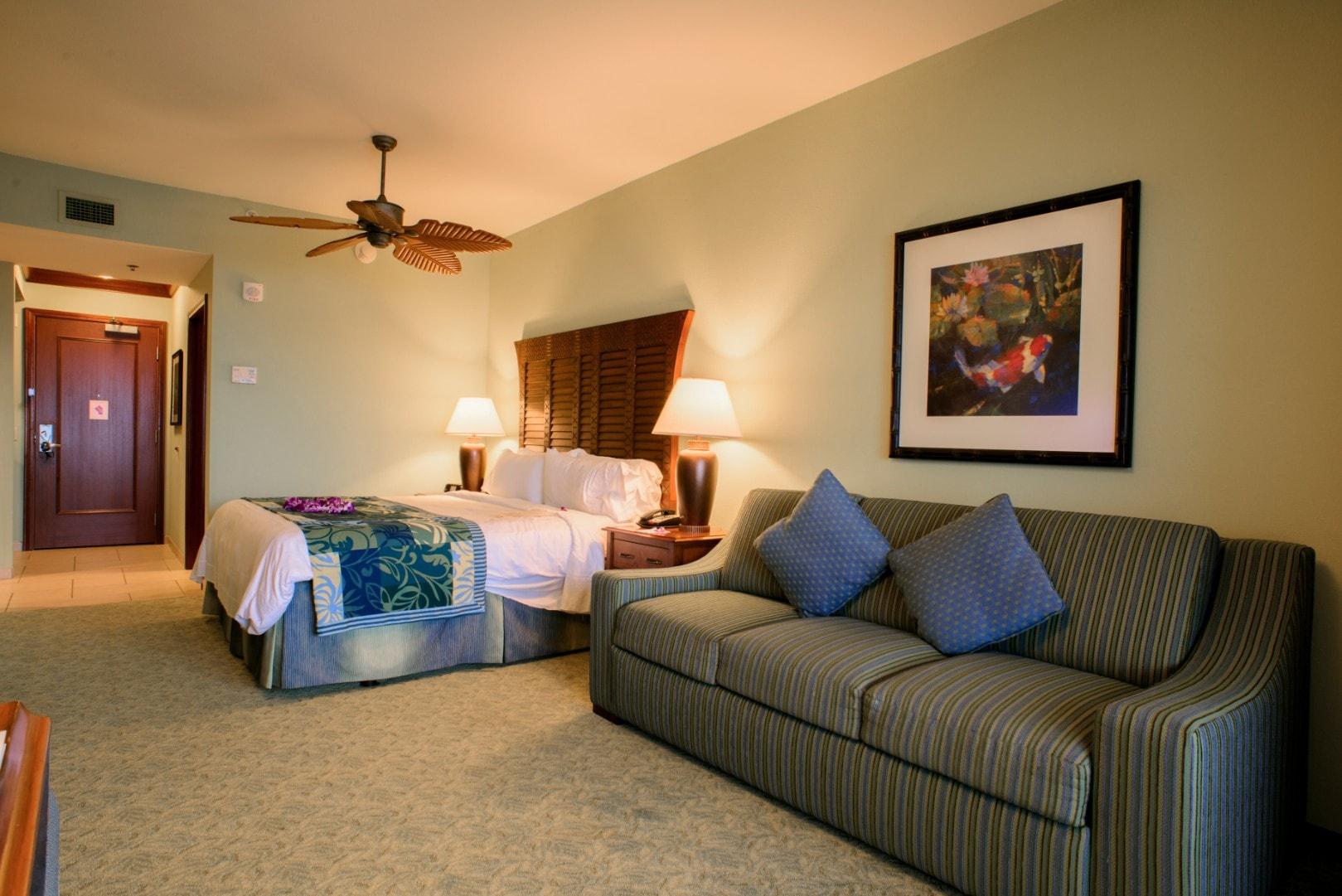 Marriott Maui Ocean Club Studio Mountain Gardenview Villa Maui Resort Rentals