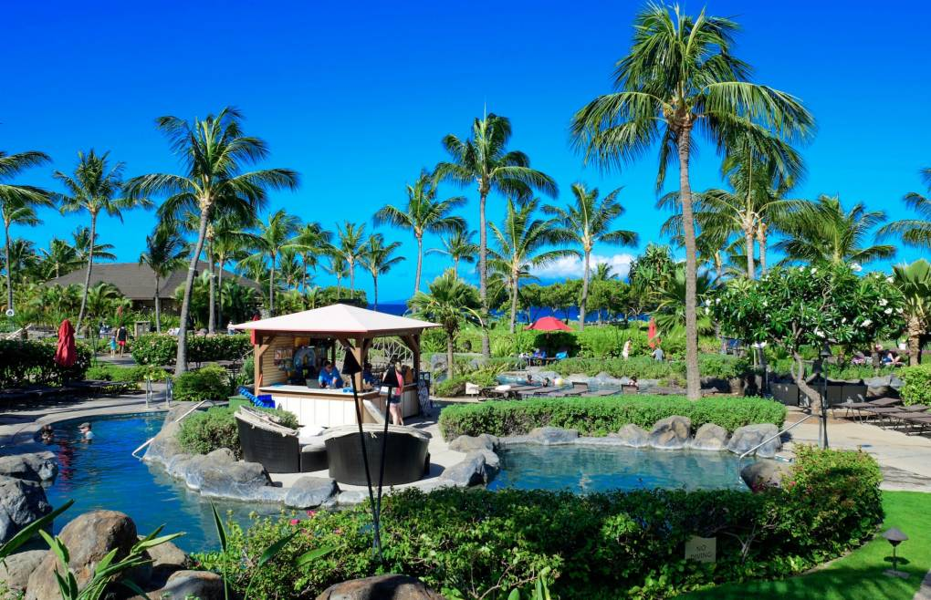Soak up the sun while you enjoy another relaxing Maui day
