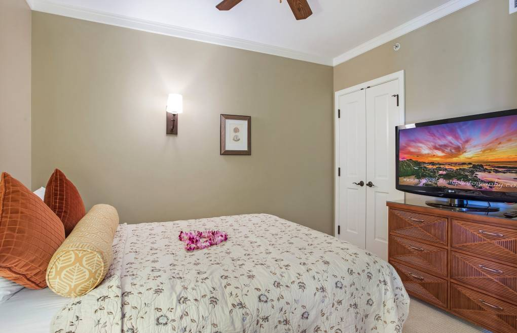 Konea 412 offers the rare added value of a separate den area