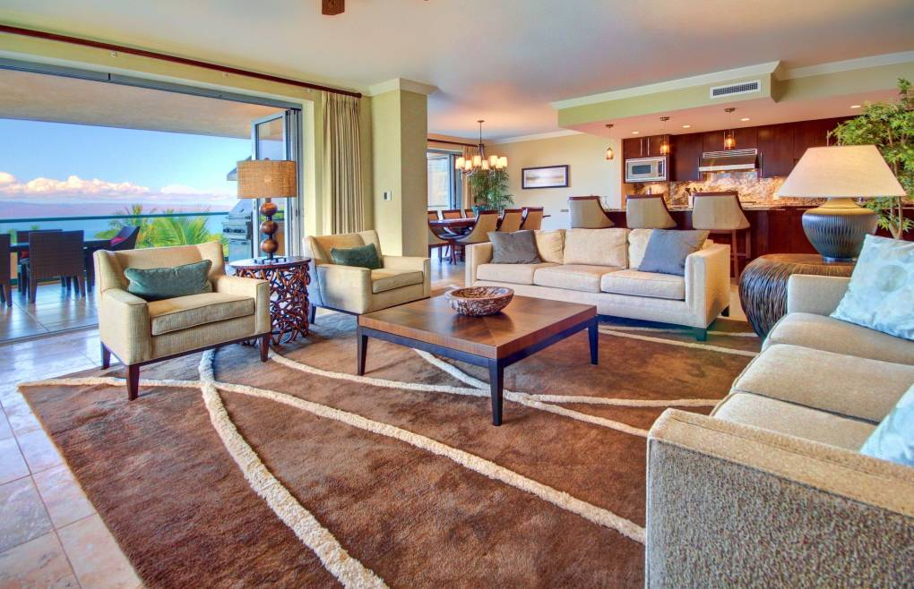 With incredible views of the Pacific and Maui's neighbor islands