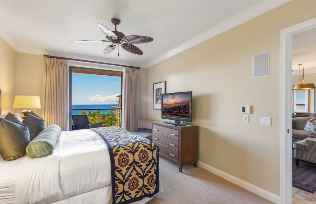 Every room features a flat panel TV