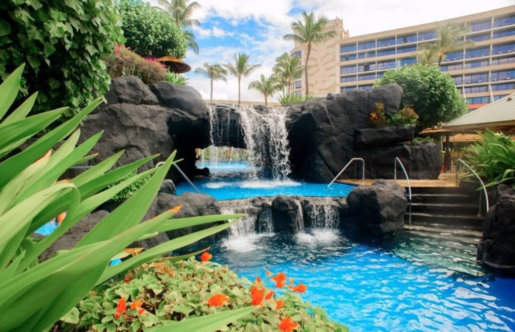 Marriott Maui Ocean Club 3br Oceanfront Villa Maui Resort