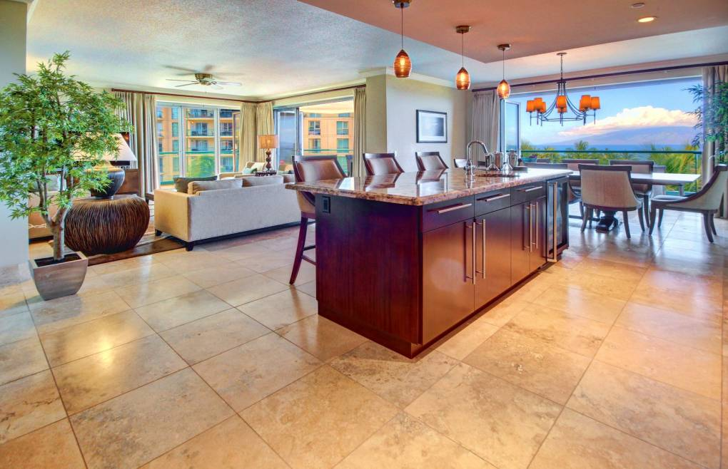 An incredible 3 bedroom OCEANFRONT boasting 2230 sq. ft. of interior space