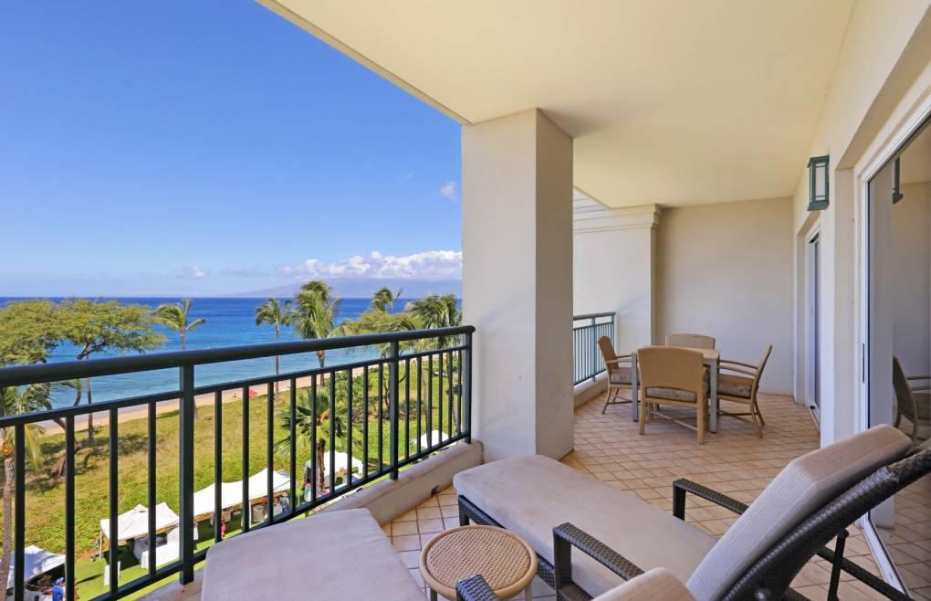 Westin Ka Anapali Ocean Resort 2br Deluxe Oceanfront Villa