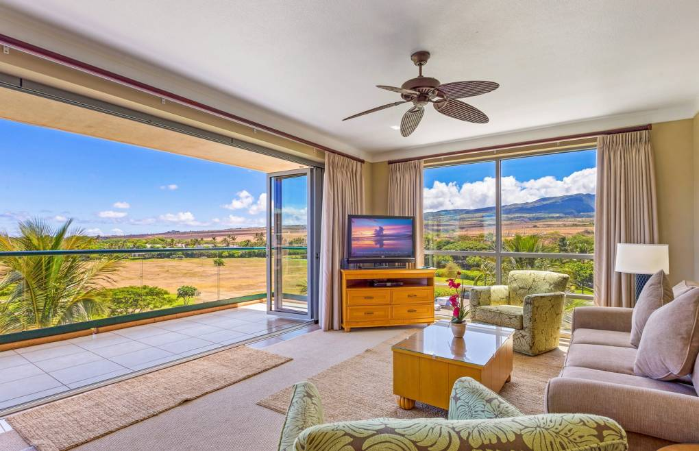 Luxuriously appointed to elevate your Maui experience