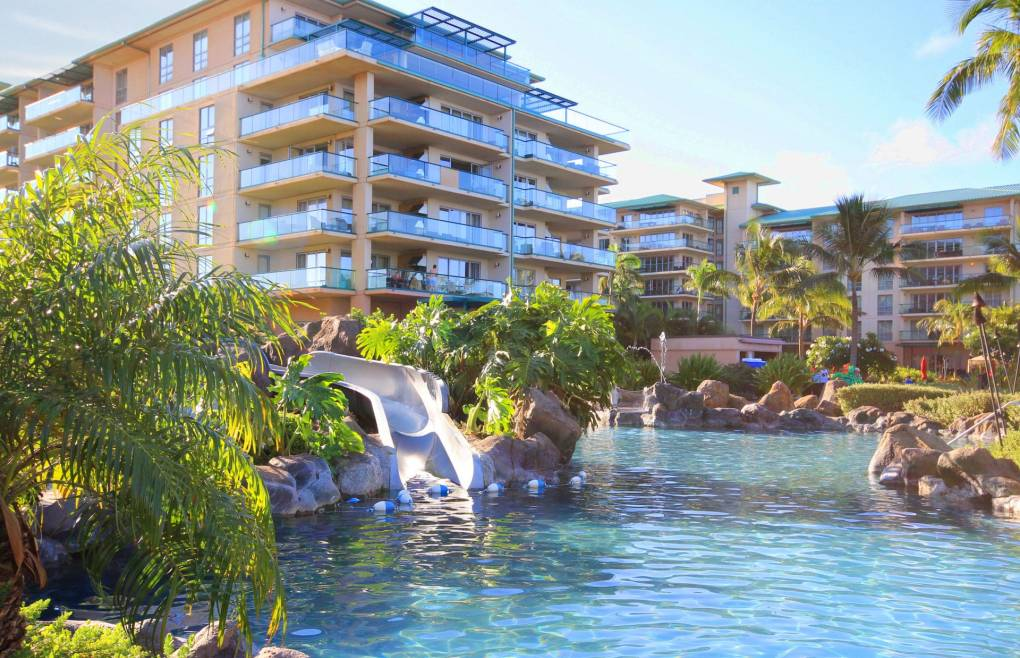 Honua Kai's 4 separate pool areas offer plenty of fun for everyone