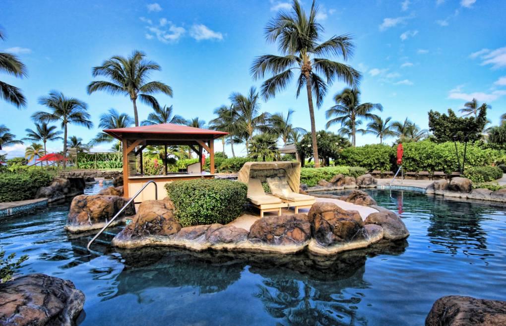 Soak up the warm Maui sun